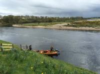 River Tay Salmon Fishing Boats