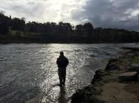 Learning The Art Of Scottish Salmon Fishing
