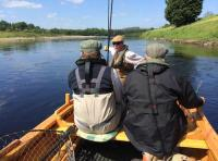 Fishing Hospitality Days In Scotland