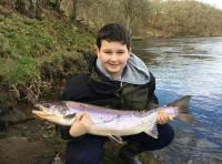 Take Your Business Colleague Salmon Fishing