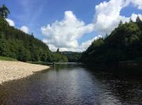 Fishing The Scottish Salmon Rivers