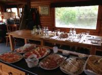 Catered Riverbank Lunches