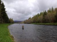 River Spey Salmon Fishing Hospitality