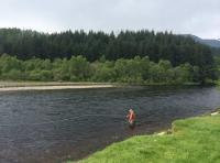 Perfect Fly Fishing Water In Scotland