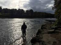 The Famous Scottish Salmon Pools