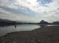 Catching Salmon In Scottish Rivers