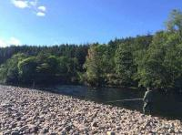 Spey Casting Tuition In Scotland