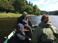 Harling On The River Tay