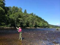 Fly Fishing On Scotland's Salmon Rivers