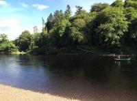 Fly Fishing Scotland's Rivers For Salmon