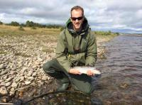 Find Salmon Fishing On The River Tay