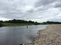 Fly Fishing The Scottish Salmon Rivers