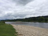 Salmon Fishing Pools Of Scotland