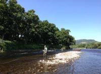Speycasting On Scottish Salmon Rivers
