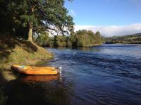 A Perfect River Tay Fishing Scene