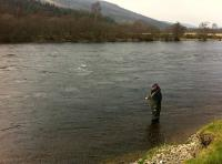 Salmon Fishing On The Scottish Rivers