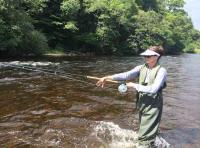 Fishing For Women In Scotland