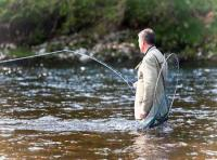 Fly Fishing In Scotland For Salmon
