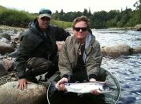 River Findhorn Corporate Salmon Fishing Days