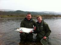 Catching Spring Salmon