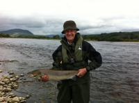 Salmon Fishing Success