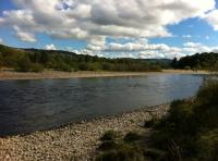 The Salmon Fishing Pools Of Scotland