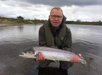 Catching River Tay Spring Salmon