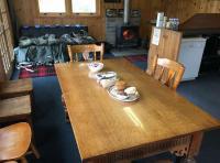 Luxury Salmon Fishing Huts