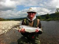 River Tay Salmon Fishing Success
