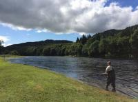 Professionally Guided Salmon Fishing Events