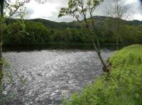 Beautiful River Tay Fly Water