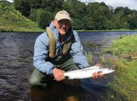River Tay Fishing Success
