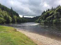 Perfect Salmon Fishing Scenery
