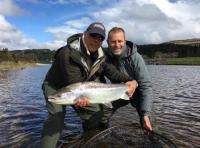 Catching A Perfect Tay Salmon