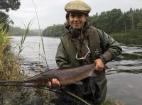 Catching Your First Salmon
