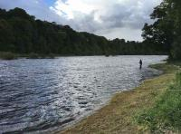 Beautiful Scottish Riverbanks