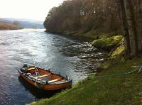 Fishing The Tay By Boat