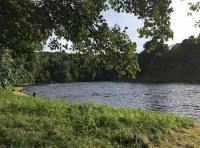 River Tay Fishing Scenery