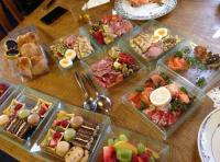 Riverbank Lunch Menu Options