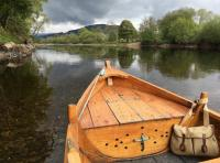 River Tay Salmon Fishing Boats