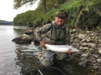 A Scottish Spring Salmon