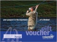 Salmon Fishing Gift Vouchers
