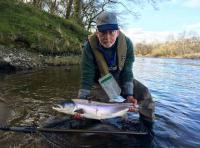 Catching A Perfect River Tay Salmon