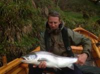 Salmon Fishing Hospitality