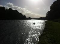 Perfect Scottish Riverbank Ambiance