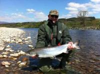 The Best Salmon Fishing Tuition