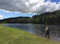 Fishing The Mighty Tay
