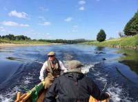A River Tay Fishing Scene