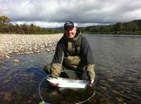 Fishing Success On The River Tay
