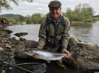 Take The Salmon Challenge